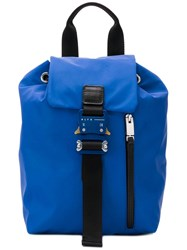 Alix Mini Backpack Blue