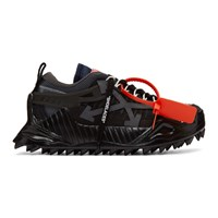 Off White Black Odsy 1000 Sneakers
