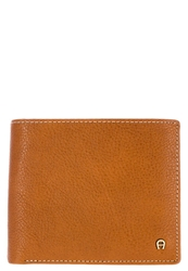 Aigner Wallet Cognac Brown
