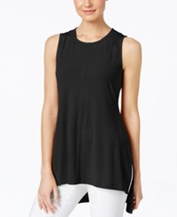 Alfani Petite Sleeveless High Low Top Only At Macy's