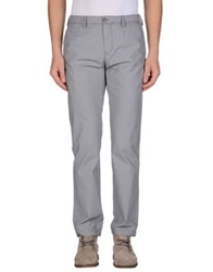 Boss Black Casual Pants Grey