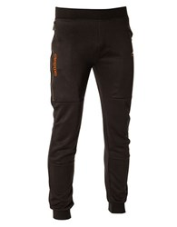 Kappa Slim Fit Athletic Joggers Black