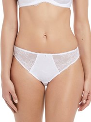 Fantasie Estelle Bikini Briefs White