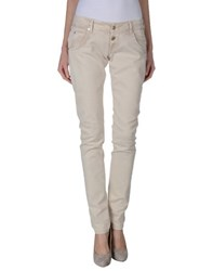 Manila Grace Denim Denim Trousers Women