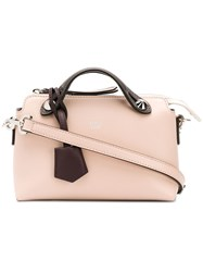 Fendi By The Way Bag Pink And Purple