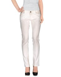 Manila Grace Trousers Casual Trousers Women White