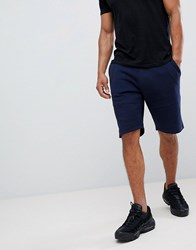 Voi Jeans Drawstring Shorts Navy