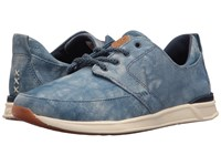 Reef Rover Low Tx Crown Blue Women's Lace Up Casual Shoes