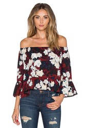 Eight Sixty Trinity Top Red