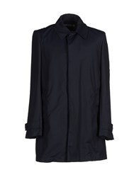 Department 5 Coats And Jackets Full Length Jackets Men Dark Blue