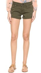 Dl1961 Foster Relaxed Shorts Fennel