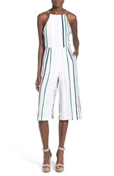 Women's Astr 'Summer' Stripe Jumpsuit