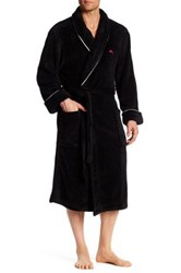 Tommy Bahama Da Vine Intervention Robe Black