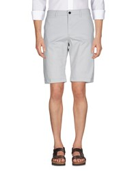 Solid Bermudas Light Grey