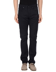Ag Adriano Goldschmied Casual Pants Dark Blue