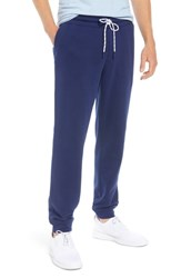 Vineyard Vines Heritage French Terry Knit Jogger Pants Deep Bay