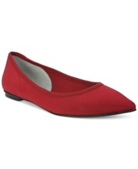 Tahari Edie Pointed Toe Flats Women's Shoes