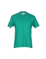 Russell Athletic T Shirts Green