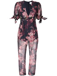 Alice Mccall Only Everything Jumpsuit Blue