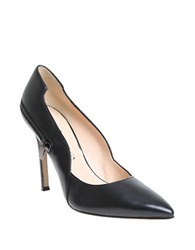 William Rast Sugar Leather Pumps Black