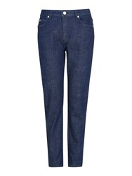 Whistles Raw Indigo Boyfriend Jeans Denim