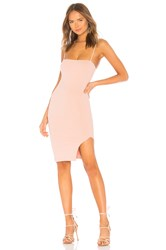 Privacy Please Cypress Midi Dress Rose