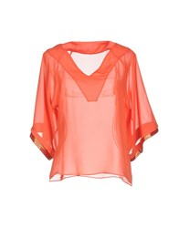 Fk Project F K Blouses Coral