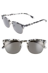 Maho 'S Mandalay 52Mm Polarized Sunglasses Marble