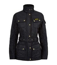 Barbour Quilted Polar Fleece Jacket Female