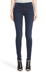 Women's Burberry Brit Low Rise Skinny Jeans