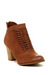 Fergalicious Chelly Bootie Brown
