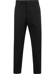 Matthew Miller Tahnee Tapered Trousers Black