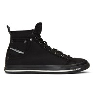 Diesel Black Exposure I Sneakers