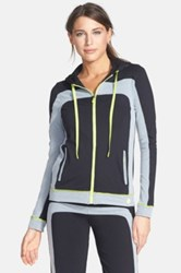 Trina Turk Track Set Jacket Black