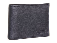 Kenneth Cole Reaction Traveler Passcase Wallet Black Wallet Handbags