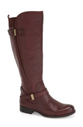 Women's Naturalizer 'Joan' Riding Boot Regular And Wide Calf 1' Heel
