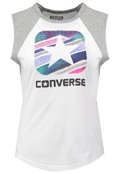 Converse Box Star Top Vintage Grey Heather White
