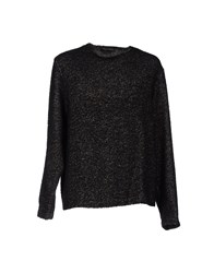 Andrea Incontri Sweaters Black