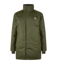 Adidas Originals Long Down Parka Male Khaki