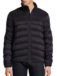 Canada Goose Brookvale Long Sleeve Quilted Jacket Black