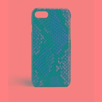 The Case Factory Iphone 7 8 Python Multicolor Terracotta Ametista