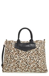 Sole Society 'Celina' Printed Canvas Tote