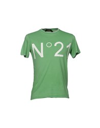 Ndegree 21 T Shirts Green