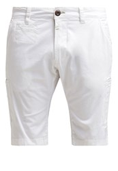 Alpha Industries Deck Shorts White