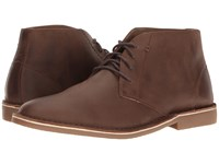 Nunn Bush Galloway Plain Toe Chukka Boot Tan Chamois Men's Lace Up Casual Shoes Brown