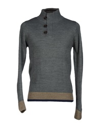 Primo Emporio Turtlenecks Grey