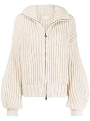 Zadig And Voltaire Aline Zip Up Cardigan 60