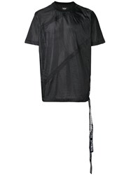 Christopher Raeburn Parachute T Shirt Black