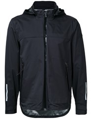 Kent And Curwen Hooded Anorak Jacket Black