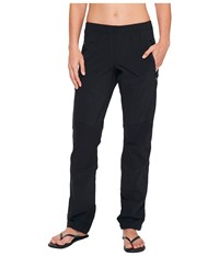 Adidas Terrex Multi Pants Black Black Women's Casual Pants